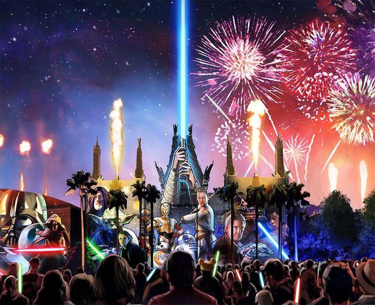 Estreia: 17 de junho de 2016O espetáculo Star Wars: A Galactic Spectacular combina a música, a magia e os personagens de Star Wars com efeitos especiais e fogos de artifício para colocar os visitantes do parque Disney's Hollywood Studios dentro de cenas...