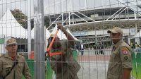 Taís Paranhos: #Rio2016 Cadê a chave do Estádio???
