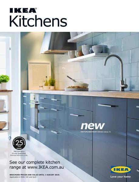 ikea kitchen abstrakt grey - Google Search