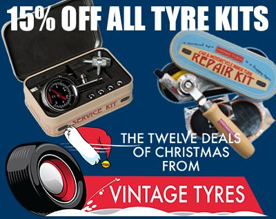 Stuck on what to buy the classic car or bike owner in your life for Christmas? Let us help. http://www.vintagetyres.com/p/twelve-deals-christmas … #tyre #mondaymotivation