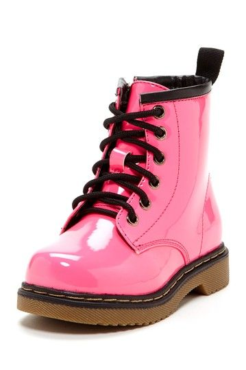 Jane Combat Boot by Crazy For Combat Boots - in a bunch of colors  - 70% off at $24 each
