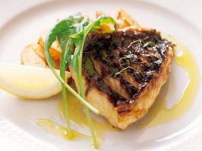 白身魚のグリルレシピ 講師は片岡 護さん|使える料理レシピ集 みんなのきょうの料理 NHKエデュケーショナル