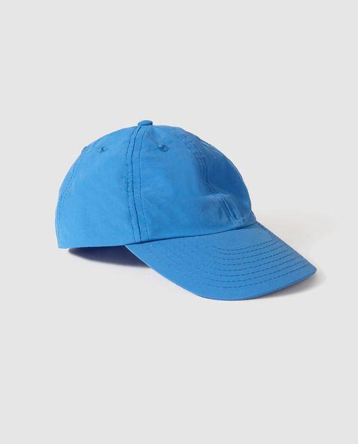 Gorra de niño Freestyle en azul con bordado en 2018  b8af9e8bda5