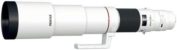 SMC DA 560mm F5.6 ED AW
