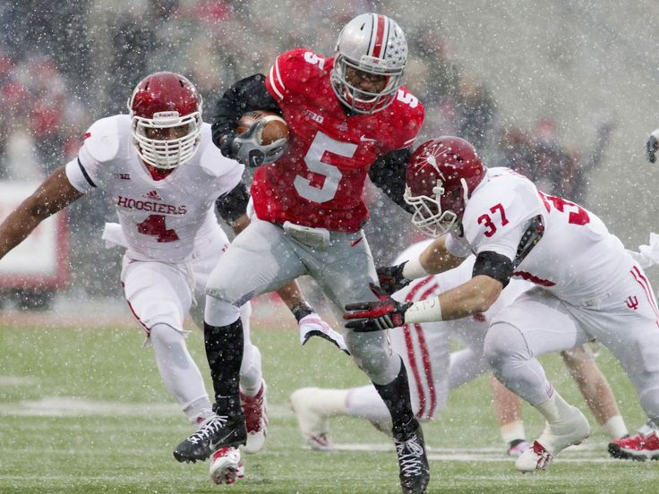 Ohio State quarterback competition