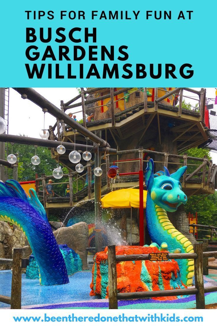 Busch Gardens Williamsburg Multi Day Tickets