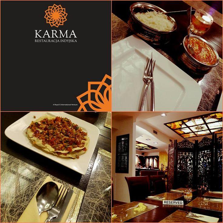 Karma Restaurant :) +48 501 400 386 :) http://www.restauracjakarma.pl :) biuro@restauracjakarma.pl https://karmarestaurantpl.wordpress.com/