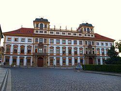 toskánský palác / thun - hohenstein / Mathey