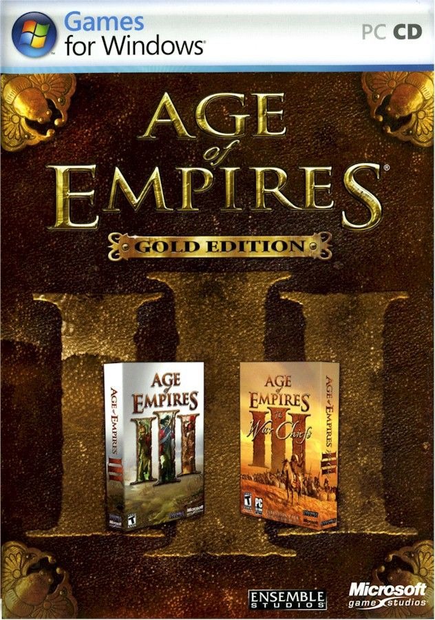 Age Of Empires 3 Africa Maps%0A NEW AGE OF EMPIRES    GOLD EDITION PC GAMES SOFTWARE