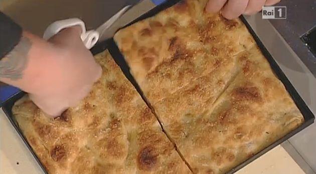 pizza senza lievito bonci