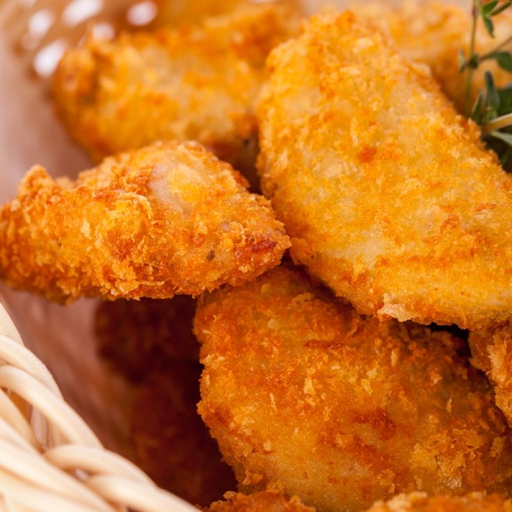 Here Is A Tasty Panko Chicken Nugget Recipe Baked In The Oven That Would Be