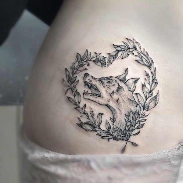 Foglia Significato Idee E Foto Tattoos
