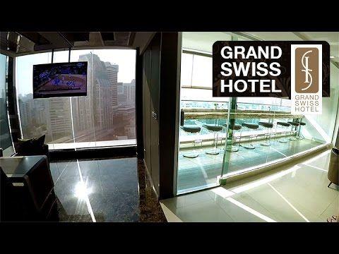 Grand Swiss Hotel, Sukhumvit Soi 11, Bangkok (near Nana BTS Station) - YouTube