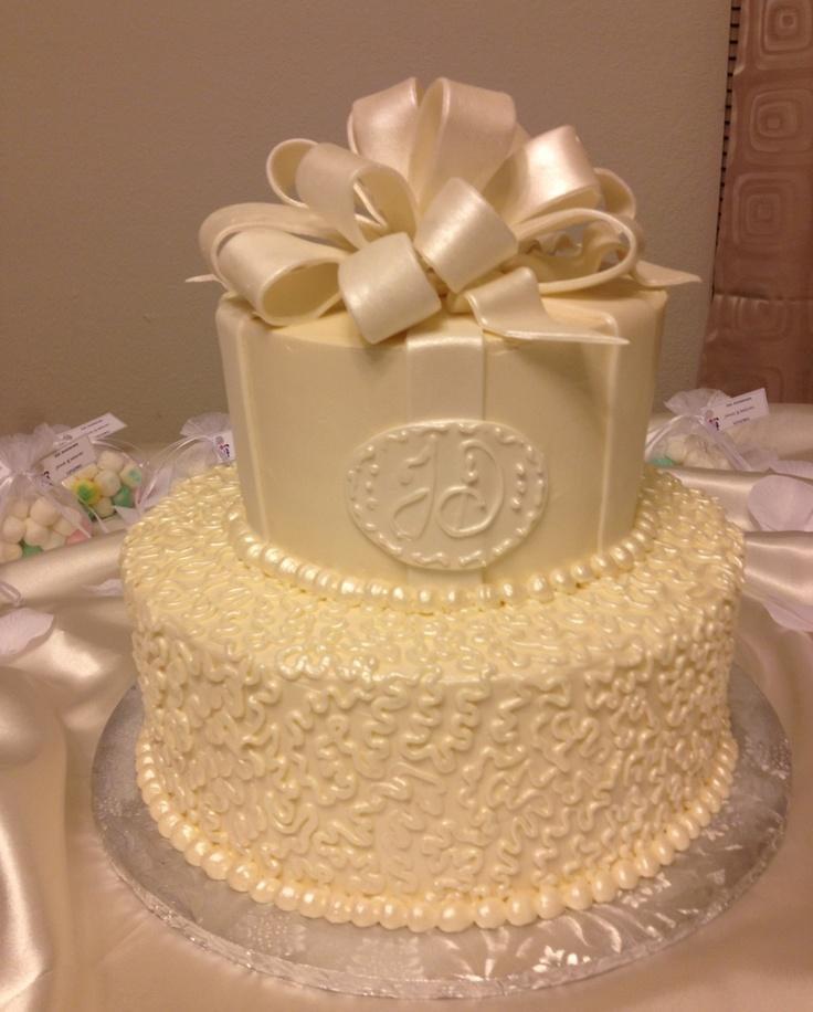 Renewal Of Vows Cake