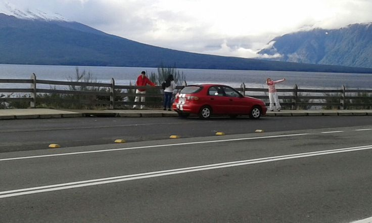 Camino Al Volcan Osorno..
