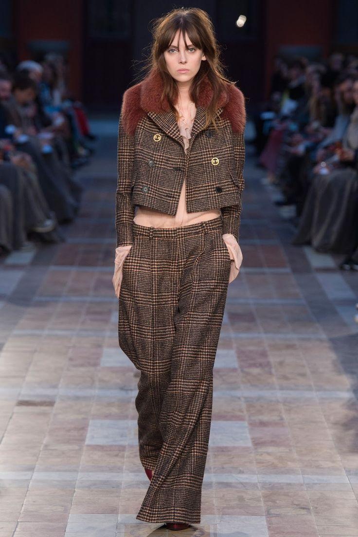 sonia rykiel fall / winter 2016.17 paris | visual optimism; fashion editorials, shows, campaigns & more!
