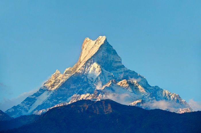 Monte Everest – Nepal.