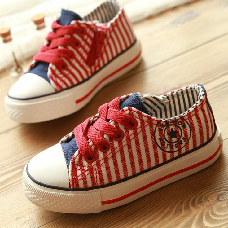 Ücretsiz Kargo YENİ 2014 ilkbahar Navy Tarzı Çocuk Ayakkabıları kız ve erkek çocuklar için/çocuk ayakkabıları düşük tuval