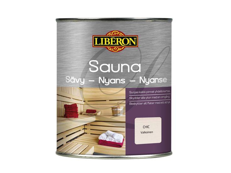 Liberon Sauna Sävy