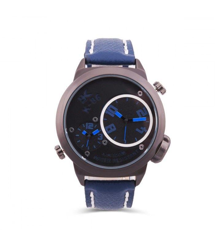 Yaki Mens Analog Quartz Wristwatch 711 - Yaki Watches Shop
