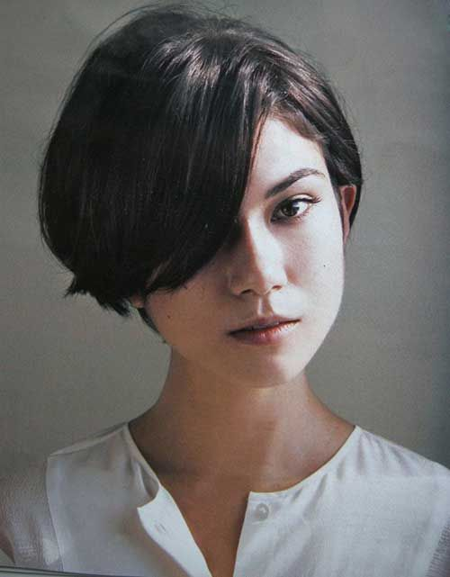 Stupendous 1000 Ideas About Short Bob Hairstyles On Pinterest Bob Hairstyles For Women Draintrainus