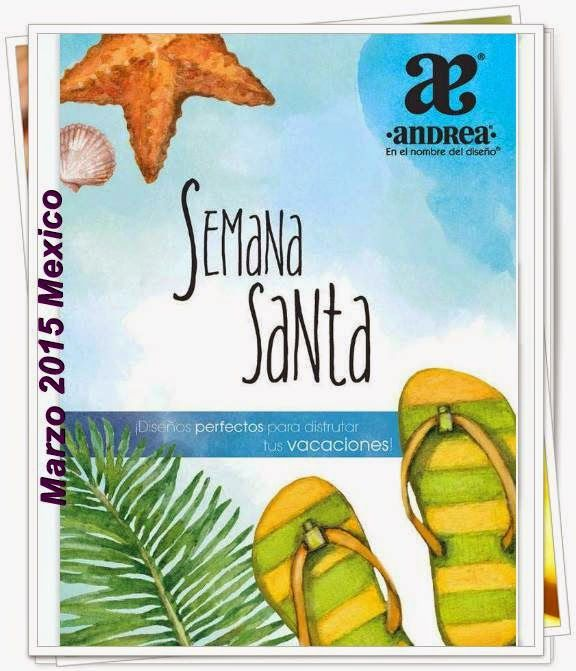 Catalogo Andrea 2015 Promotor Semana Santa