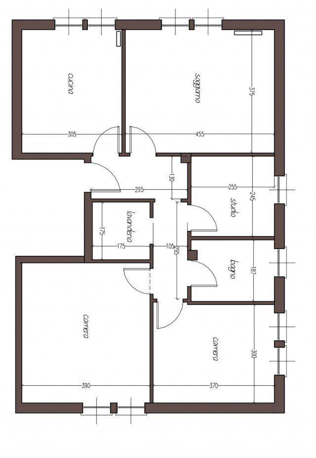 Da Casa Tradizionale Ad Abitazione Moderna E Attuale Casa