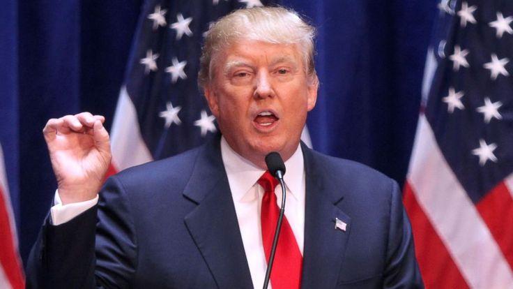Trump reafirma indocumentados son amenaza para EE.UU