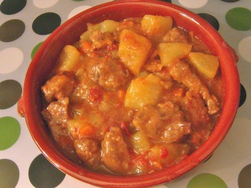 Spezzatino con le patate - Ricette di cucina Il Cuore in Pentola