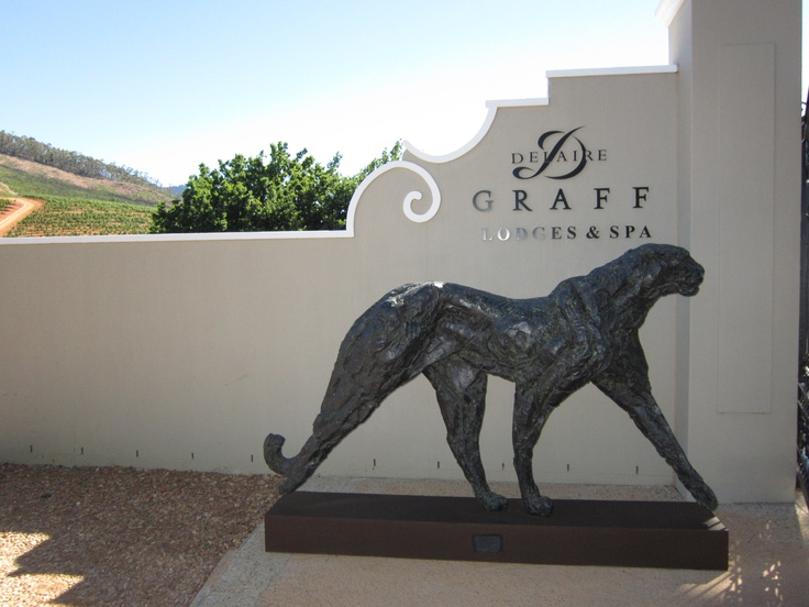 Delair Graff Estate - Stellenbosch / South Africa