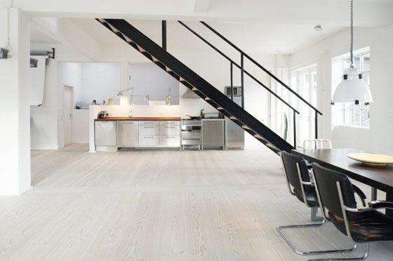 Modern Interiors – Dinesen-gulve