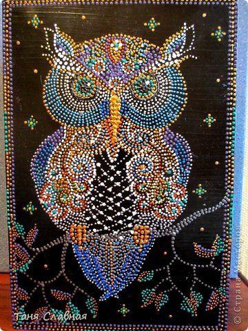 Декор предметов Роспись Три чёрные картонные коробки Коробки Краска фото 2