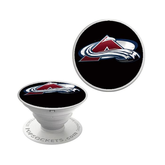 Colorado Avalanche Popsocket In 2020 Popsockets Colorado Avalanche Reusable Adhesive