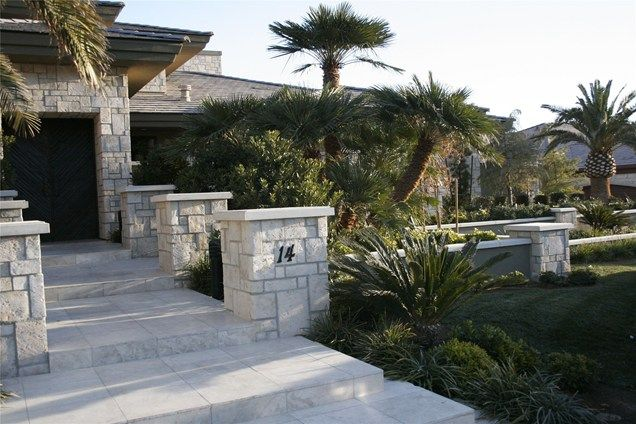 Front Yard Landscaping - Las Vegas, NV - Photo Gallery - Landscaping Network