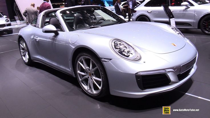 2017 Porsche 911 Targa 4 - Exterior and Interior Walkaround - 2016 Geneva Motor Show 동영상 보기 >> http://iee.kr/2016/07/04/2017-porsche-911-targa-4-exterior-and-interior-walkaround-2016-geneva-motor-show/