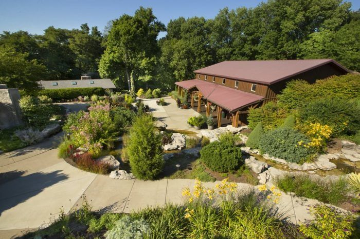 9. Discover Indiana's largest and oldest winery in Bloomington