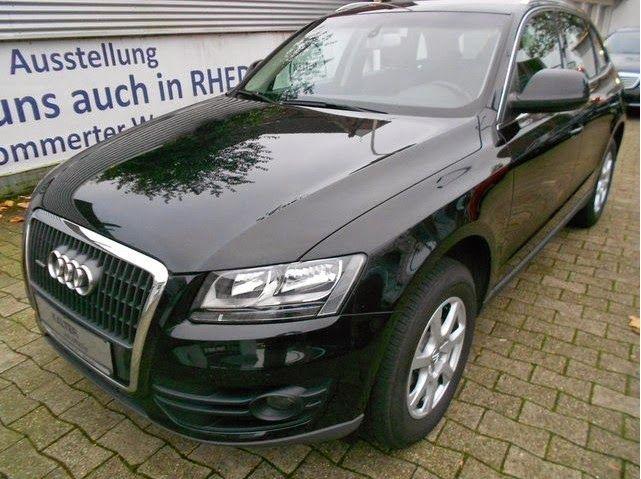 Gebrauchtwagen Audi Q5 2.0 TDI Quattro: 17.950 EUR Jahreswagen Und SUV 210.700 km 04 / 2010 Diesel Schaltgetriebe Gebrauchtwagen