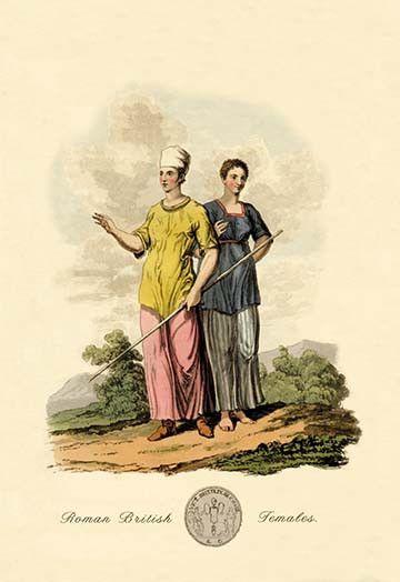 Roman British Females