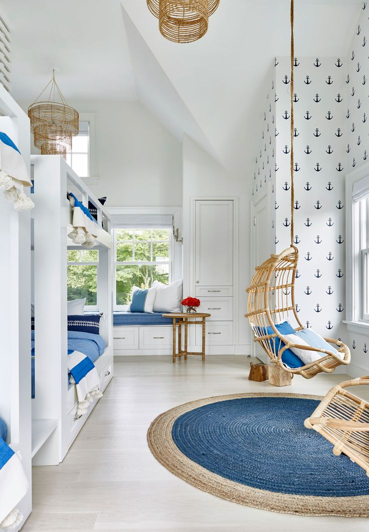 25 best ideas about nautical kids rooms on pinterest for Interior design beach theme