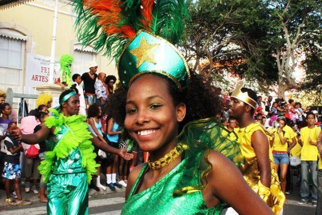 © Théophile Lautrey Nobai - Carnaval de Mindelo - Cap vert