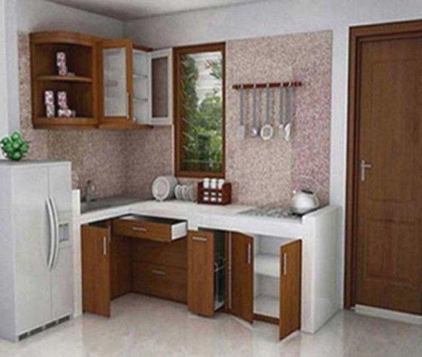 Dekorasi Dapur Cantik Minimalis