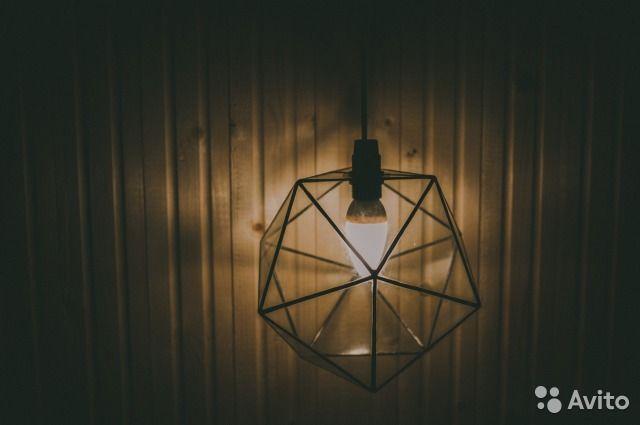Светильник, лампа, бра, люстра— фотография №1