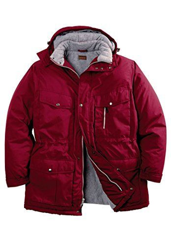 Boulder Creek Men's Big & Tall Expedition Parka, Rich Bur... https://www.amazon.com/dp/B010GNXI36/ref=cm_sw_r_pi_dp_U_x_qYAjAbV86WJZM