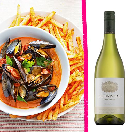 Need some cooking inspiration? Try one of these delish food and wine pairings:
