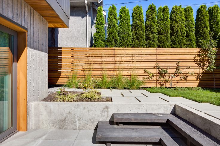 Patio | Eco Home | West Coast Modern | Passive House | Photo taken by Two Column Marketing