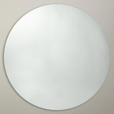 Buy John Lewis Scandi Round Wall Mirror Online at johnlewis.com