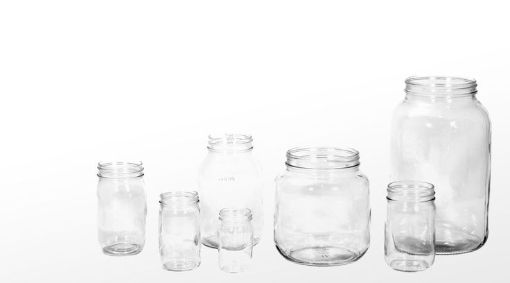 Bottles Wholesale - Wholesale Jars & Containers - GBS seems to have good pricing.49 for 8 oz clear jar with lid!
