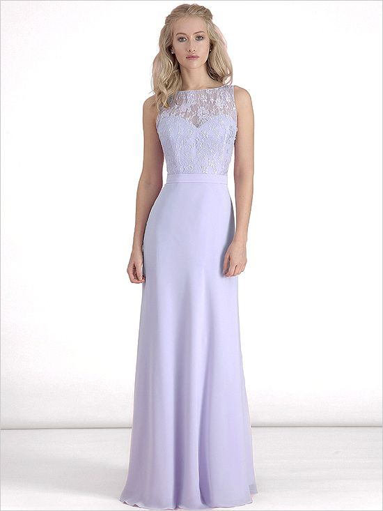 Affordable Lilac Bridesmaid Dresses 22