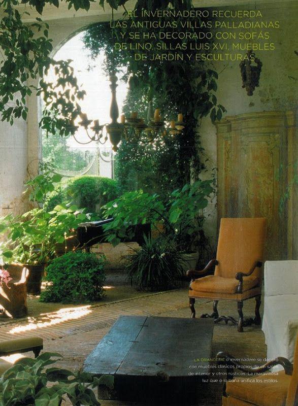 80 Best Indoor Garden Rooms Images On Pinterest Decks