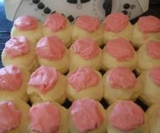 Pink Icing Buns | Official Thermomix Recipe Community